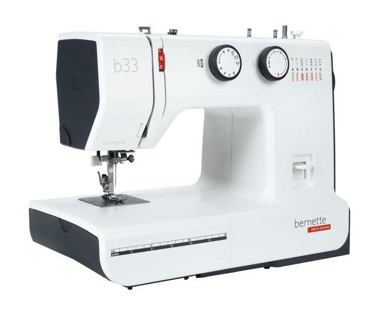 Macchina per cucire bernette b33 gnoato lino for Macchina da cucire meccanica