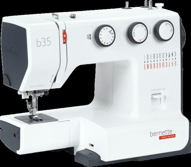 Macchina per cucire bernette b35 gnoato lino for Macchina da cucire economica