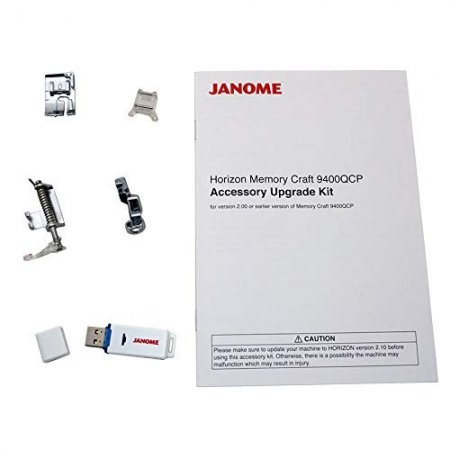 Upgrade Kit Janome 9400QCP