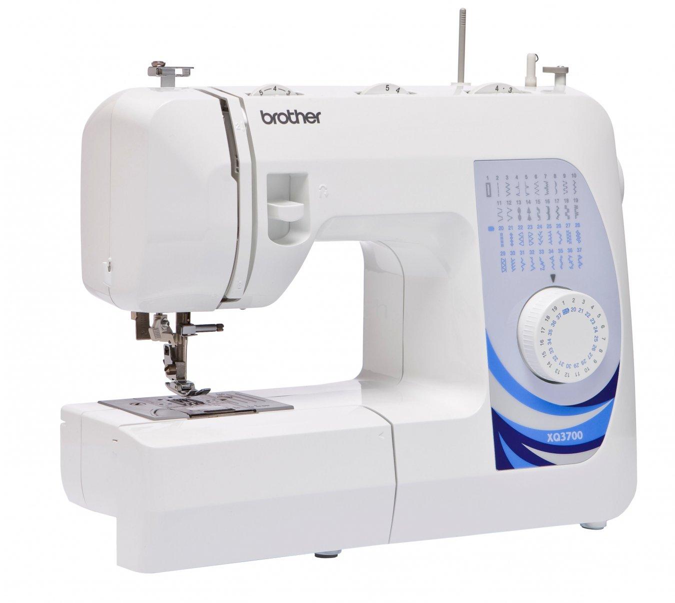 Macchina per cucire brother xq3700 gnoato lino for Cucire macchina