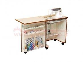 Mobili per macchine per cucire gnoato lino - Tavolo macchina da cucire ...
